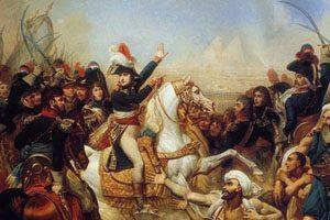 Baron Antoine-Jean Gros: Bitka pri piramidah