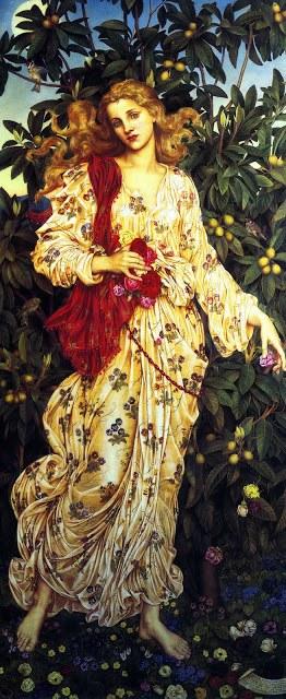 Flora – Evelin de Morgan