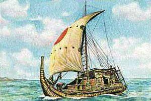 Kon Tiki Thora Heyerdahla