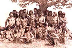 Zanimivosti-Neandertalska-druzina