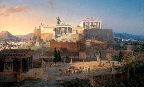 Atenska akropola (Leo von Klenze)