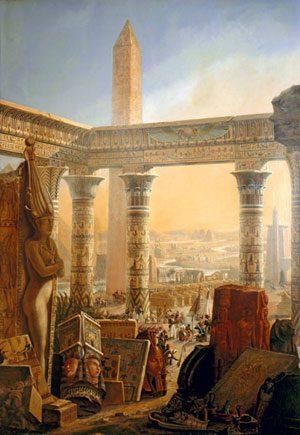 """Platnica dela """"Description de l'Égypte"""""""