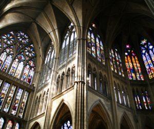 katedrala notranjost