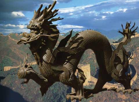 Simbolizem zmaja na Kitajskem