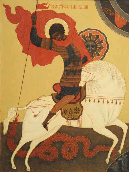 Simbolika zmaja v krščanstvu