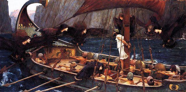 Odisej in sirene