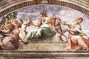 Raphael---kardinalne-vrline