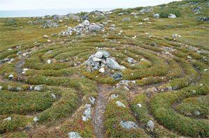 Labirint, Solovetski otoki, Rusija