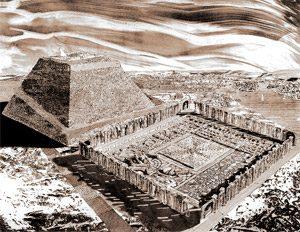 Rekonstrukcija egipčanskega labirinta