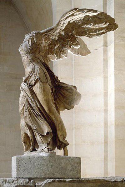 Nike Samotraška, pribl. 190 pr. n. št.