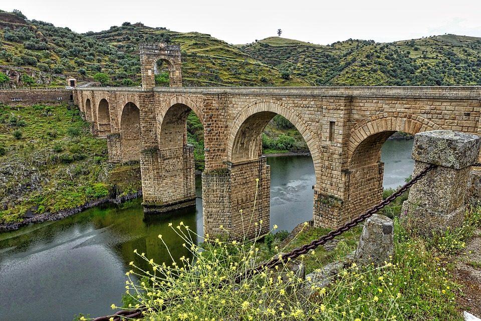 Nova Akropola - rimski-most