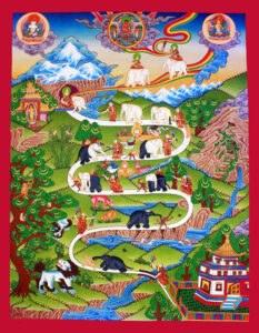 Nova Akropola - Tibet-obvladovanje-uma