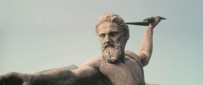 Nova Akropola - strela–simbol-volje