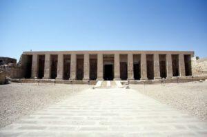 Nova Akropola - abidos-hram-setija-i