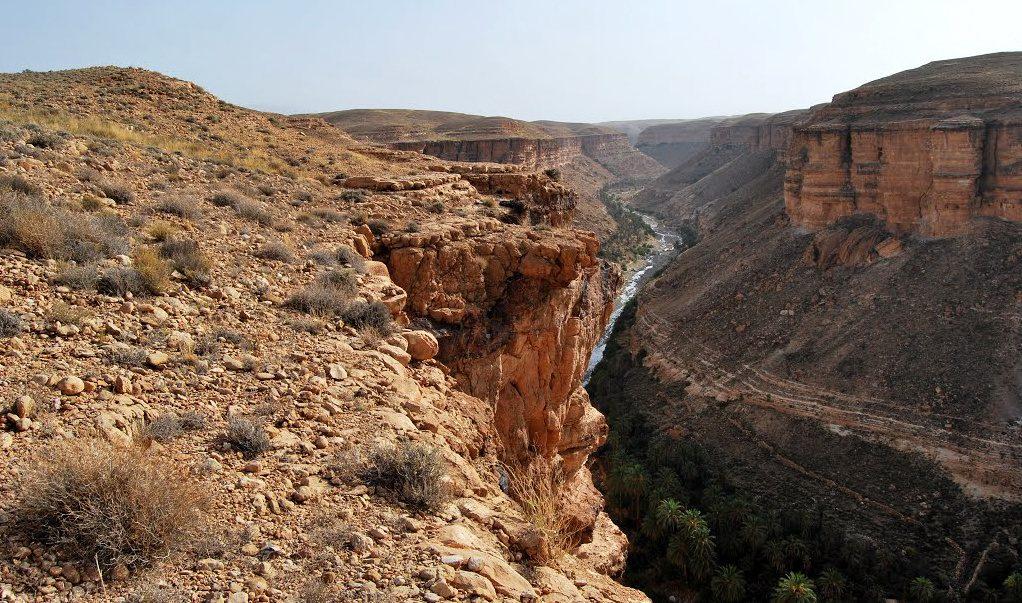 Nova Akropola - canyon-algeria