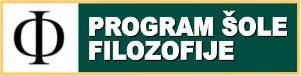 Ikona Program Šole Filozofije