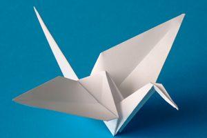 Origami-crane