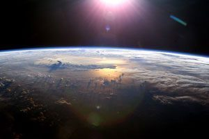 sunset-space-pacific-ocean-